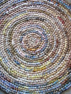 toothbrush rug | you might remember i make toothbrush rugs i have one going almost all ...