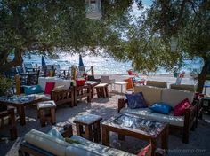 Insider's guide to Croatia's beach clubs - from the chic to camping out Trogir Croatia, Ibiza Clubs, Us Beaches, Outdoor Furniture Sets, Outdoor Decor, The Chic, Beach Club, Road Trip, Europe