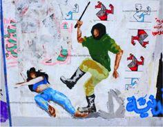 street art cairo women | The WomanStats Project Blog