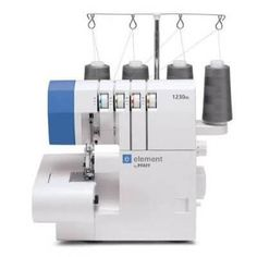 SINGER Differential-Feed Serger Sewing Machine: With this thread machine the stitches are made with 3 or 4 cones of thread. The needles are SINGER type which are essentially sewing machine needles, but a little more heavy duty. Sewing Machines Best, Sewing Machine Reviews, Baby Lock Sewing Machine, Overlock Singer, Pfaff Creative, Sewing Hacks, Sewing Projects, Tutorials, Vestidos