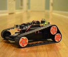 Arduino controlled Bluetooth-bot from old radio controlled car