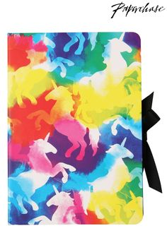 Buy Paperchase Rainbow Unicorn Multi List Book from Next France
