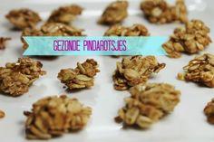 Healthy Recept: Gezonde pindarotsjes