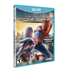 The Amazing Spider-Man: nintendo wii u