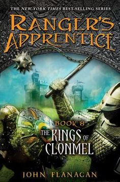 The Kings of Clonmel (Ranger's Apprentice #8): Mankind puts its faith in many things'gods, kings, money'anything for protection from the world's many dangers. When a cult springs up in neighboring Clonmel, promising to quell the recent attacks by lawless marauders, people flock from all over to offer gold in exchange for protection. But this particular group, with which Halt is all too familiar, has a less than charitable agenda. Secrets will be unveiled...