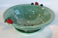 Berry Bowl by SoHo Arts Company - $50.00 Hyannis Massachusetts, Kitchenware, Tableware, Soho, Berry, I Shop, Goodies, Sweet Like Candy, Dinnerware
