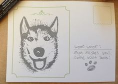"""Amazing stamp she carved using the new product called """"undefined"""".  She includes a tutorial!!"""