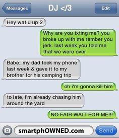 Skämt för online dating meddelande