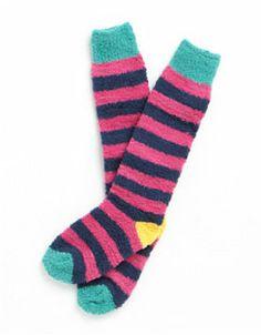 I just love Joules sock - ALLSORTS Womens Fluffy Socks £7.95 #jouleswishlist
