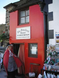 The Smallest Houses Around The World