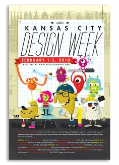 KC Design Week | Tad Carpenter Creative
