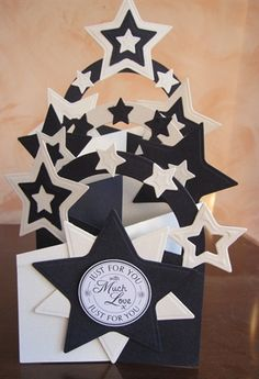 Masculine Cascading Card by: michele1