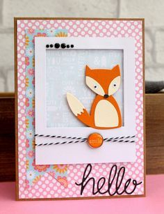 Image result for sizzix my life handmade baby animals