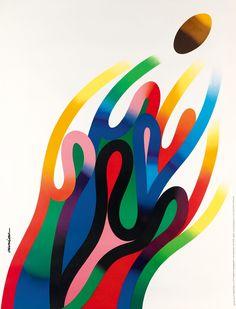 Graphic Design | Jaques Auriac, 1985