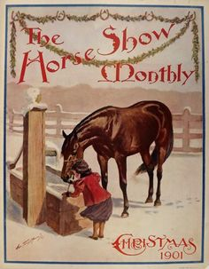 Portfolio of Rare Magazines and Prints by George Ford Morris by George Ford Morris | American Saddlebred Museum 2014 Auction