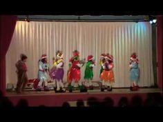 Los calzoncillos de Papá Noel. Teatro. 3º primaria. San Lorenzo de la Parrilla. Cuenca. 2012. - YouTube