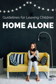 Everything you need to know about the recommended guidelines for when it's OK for children to be left home alone.Also includes rules and expectations parents should review with their kids before letting them stay home alone.
