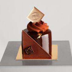 Chocolate entremet
