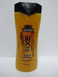 AXE, Shower Gel, Snake Peel - 16 Ounce, 3 Pack >>> Find out more about the great product at the image link. (This is an Amazon Affiliate link and I receive a commission for the sales)
