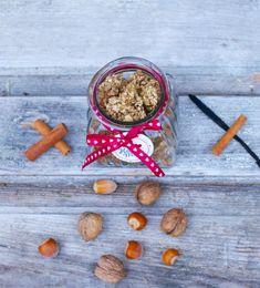 fitshaker_blog_vianocne_musli1 Granola, Food, Eten, Meals, Muesli, Diet