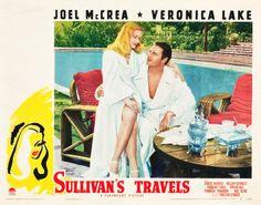 Sullivan's Travels: Joel McCrea and Veronica Lake