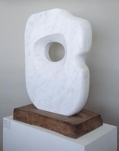 Dame Barbara Hepworth 'Pierced Form', 1963–4