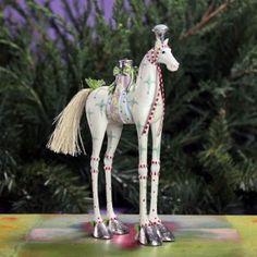 Annabelle Horse Ornament