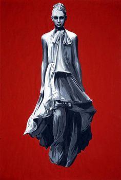 Fashion Victim III [53cm x 78cm]