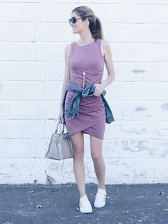 6 ways to style a $56 casual spring dress