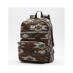 Vans Old Skool II Backpack - Native Camo