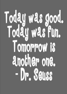 Today+Was+Fun++Kid's+Wall+Art++Dr+Suess+by+emgdesign+on+Etsy,+$10.00
