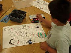 MCPS Art News: Second Grade Families!
