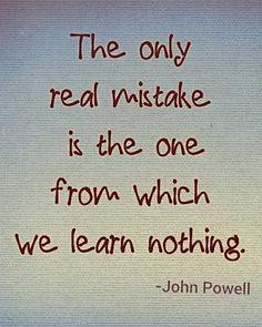 No me cuesta trabajo aceptar y aprender de mis errores pero a veces me cuesta trabajo dejarlos atrás.