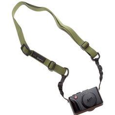 DSPTCH Olive Standard Camera Sling Strap