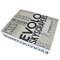 eVolo Skyscraper book, featuring the best 300 entries from the past 6 years