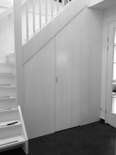 Afbeeldingsresultaat voor trapkast deuren