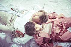 """Jimin y Suga de BTS aparecen en las nuevas imágenes de concepto de """"WINGS"""""""
