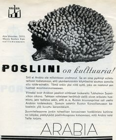 Siili #arabia #posliini #design #siili #unonius