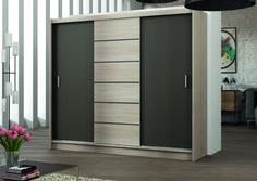 Trojdverová šatníková skriňa EWILL je výbornou samostatnou voľbou do Vašej spálne. Poskytne Vám skutočne veľký úložný priestor pre Vaše veci. #byvanie #domov #nabytok #skrine #skrinespojazdom #modernynabytok #designfurniture #furniture #nabytokabyvanie #nabytokshop #nabytokainterier #byvaniesnov #byvajsnami #domovvashozivota #dizajn #interier #inspiracia #living #design #interiordesign #inšpirácia Garage Doors, Outdoor Decor, Furniture, Home Decor, Decoration Home, Room Decor, Home Furnishings, Home Interior Design, Carriage Doors