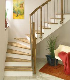 Cómo aprovechar las escaleras de tu casa (III)