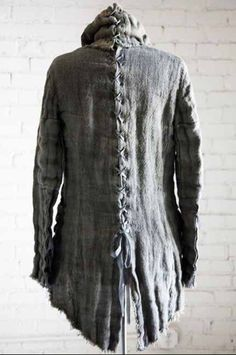 greg lauren; The Ribbon Spine Jacket