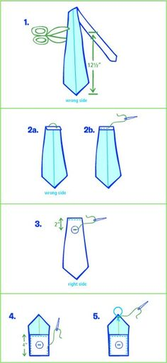 Necktie Cell Phone Case