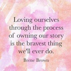 and that bravery will affect everyone in your life ♥♥