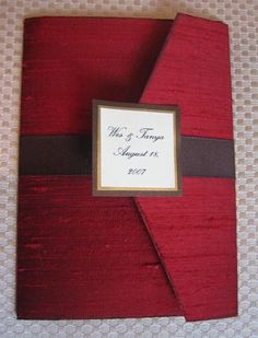 It's a quiet day so we want to remind you to send in pictures (with sources) and links to red invitations for our new. Wedding Invitation Samples, Luxury Wedding Invitations, Wedding Invitation Design, Wedding Stationary, Invitation Ideas, Invites, Cards Ideas, Wedding Sweepstakes, Daisy Wedding