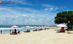 Pantai Kuta - Inilah Daftar Tempat Wisata Di Bali Yang Sangat Populer