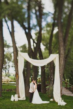 textile arch