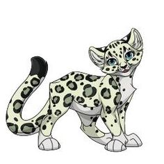 Not Playing Around: How an Online Gaming Community Raised $10k for Snow Leopards - an OviPets snow leopard