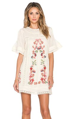 Free People Perfectly Victorian Dress in Tea | REVOLVE