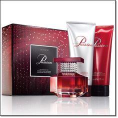 Avon Passion Gift Set. Coming in Avon's Campaign 23, 2015. www.deannasbeautyshop.com #avon #perfume #giftset