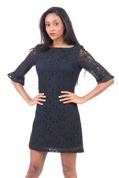 ScottyDirect - Ruffle Sleeve Lace Dress, $39.95 (http://www.scottydirect.com/ruffle-sleeve-lace-dress/)